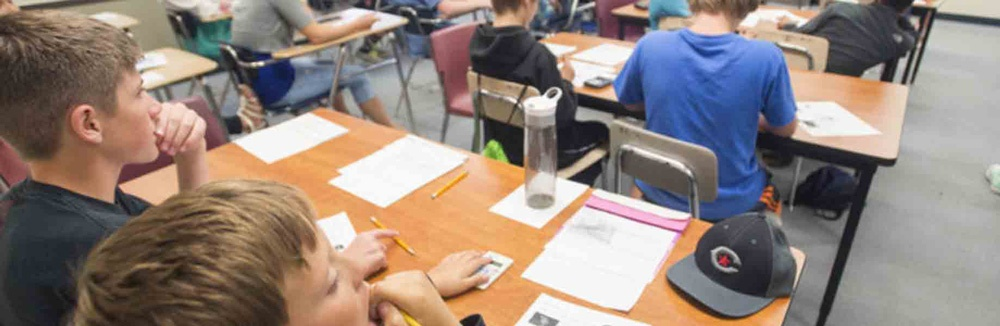 Chehalis Math Academy is Not Your Average Summer School