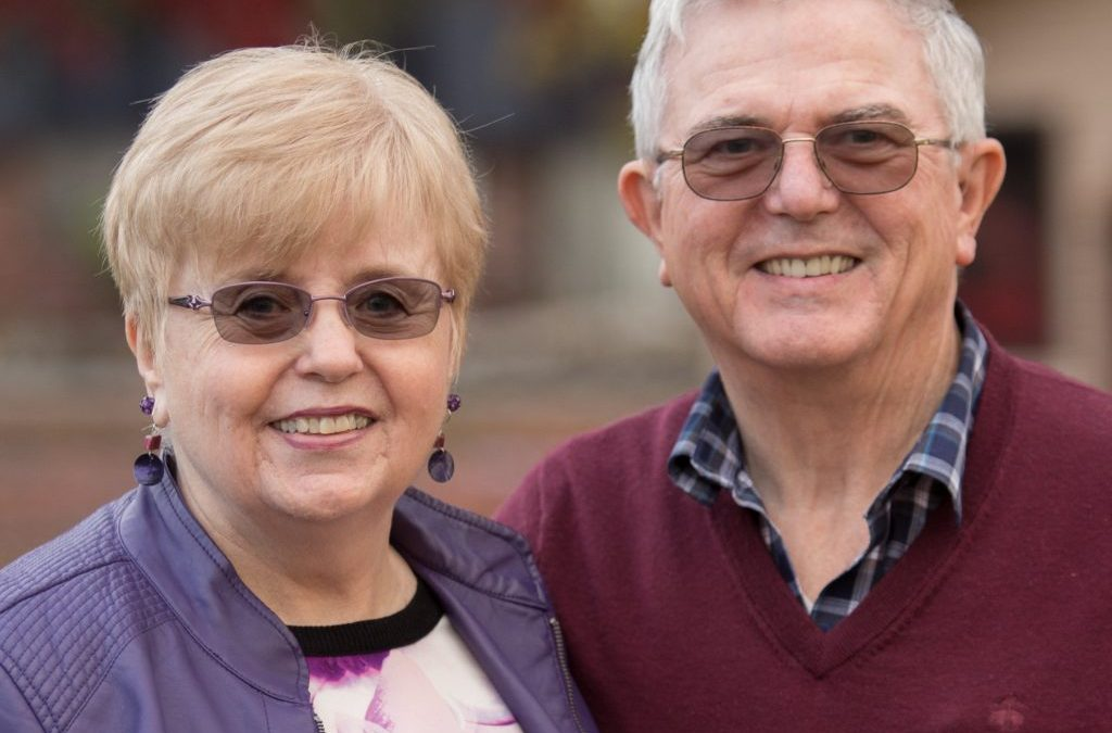 Mike and Sue Austin